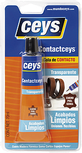 Contactceys Trans. 70 Ml.