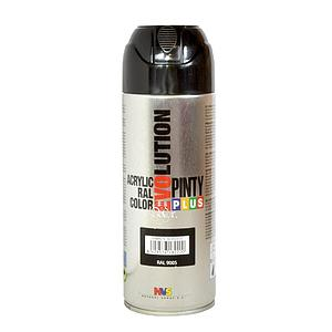 Spray 270 Cc Negro Brillo