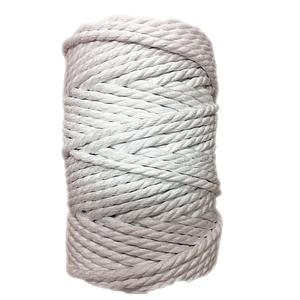 Kilo Macrame 5 Mm. Blanco