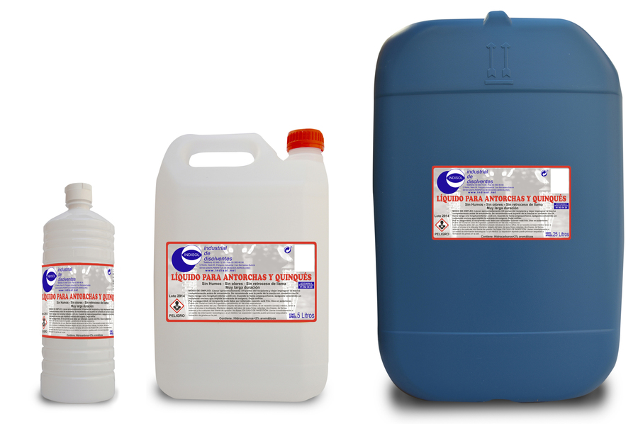 Aceite Antorchas 1 L.