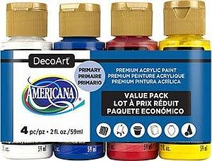 Pack 4 Americana 59Ml. Dask418